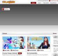 dovogame.com screenshot