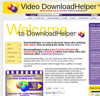 downloadhelper.net screenshot