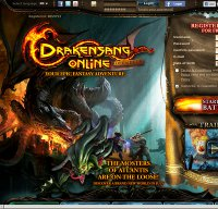 drakensang.com screenshot