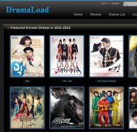 dramaload.com screenshot