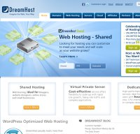 dreamhost.com screenshot