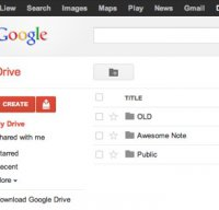 drive.google.com screenshot