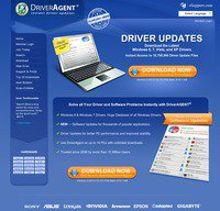 driveragent.com screenshot