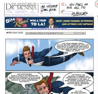 drmcninja.com screenshot