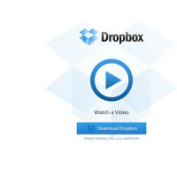 dropbox.com screenshot
