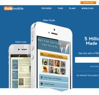 dudamobile.com screenshot