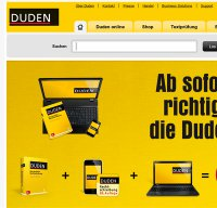 duden.de screenshot