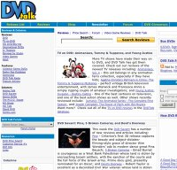 dvdtalk.com screenshot