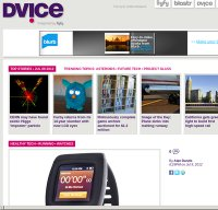 dvice.com screenshot