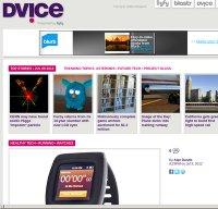 dvice.com screenshot