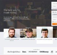 dwolla.com screenshot