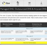 dyn.com screenshot