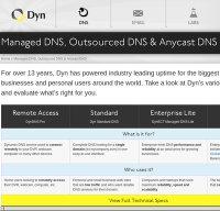 dyn.com screenshot