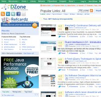 dzone.com screenshot