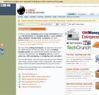 e-junkie.com screenshot