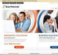 earthlink.net screenshot