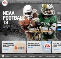 easports.com screenshot