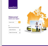 eastlink.ca screenshot
