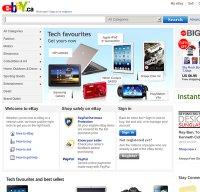 ebay.ca screenshot