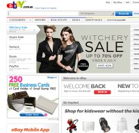 ebay.com.au screenshot