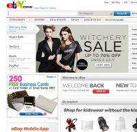 ebay.com.au screenshot
