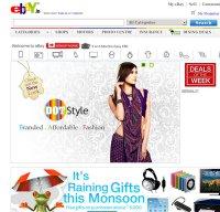 ebay.in screenshot