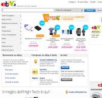 ebay.it screenshot