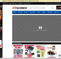 ebgames.com.au screenshot