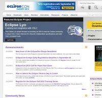 eclipse.org screenshot