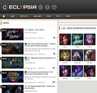 eclypsia.com screenshot