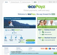 ecopayz.com screenshot