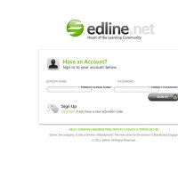 edline.net screenshot