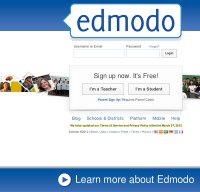 edmodo.com screenshot
