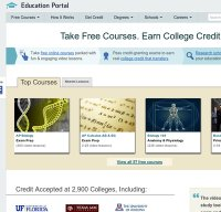 education-portal.com screenshot
