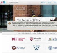 edx.org screenshot
