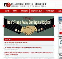 eff.org screenshot