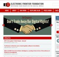 eff.org screenshot