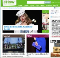 ehow.com screenshot