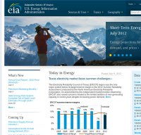 eia.gov screenshot