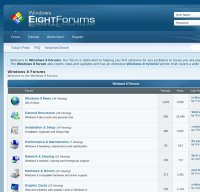 eightforums.com screenshot
