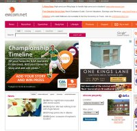 eircom.net screenshot