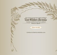 elderscrollsonline.com screenshot