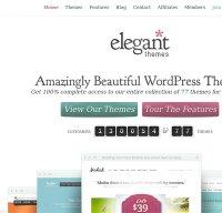 Elegantthemes com - Is Elegant Themes Down Right Now?