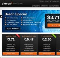 eleven2.com screenshot
