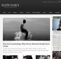 elitedaily.com screenshot