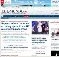 elmundo.es screenshot