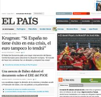 elpais.com screenshot
