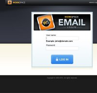email.secureserver.net screenshot