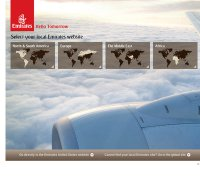 emirates.com screenshot
