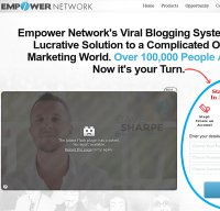 empowernetwork.com screenshot